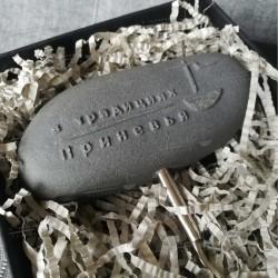 Штопор каменный (галька)